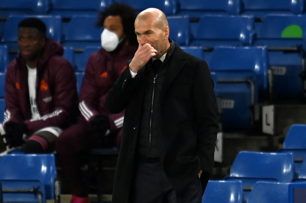 Zidane és Marcelo összevesztek az edzésen