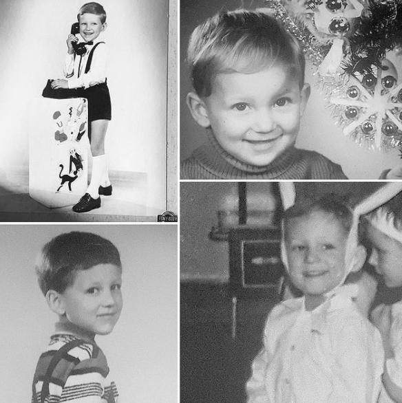 Gyerekkori fotók