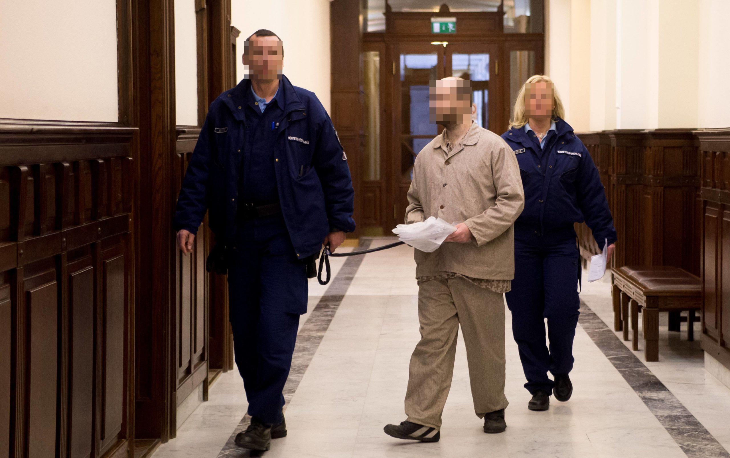 Kulcsi családirtó: kényszergyógykezelését rendelték el a négyszeres gyilkos férfinek