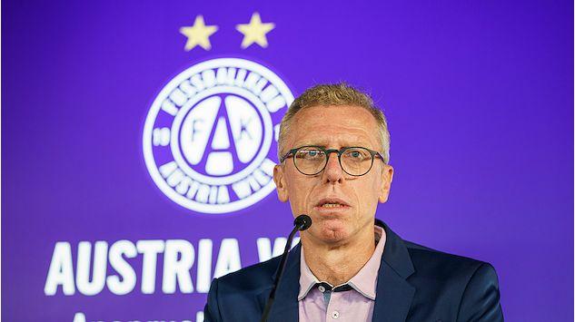Peter Stöger az Austria Wientől érkezhet az FTC-hez