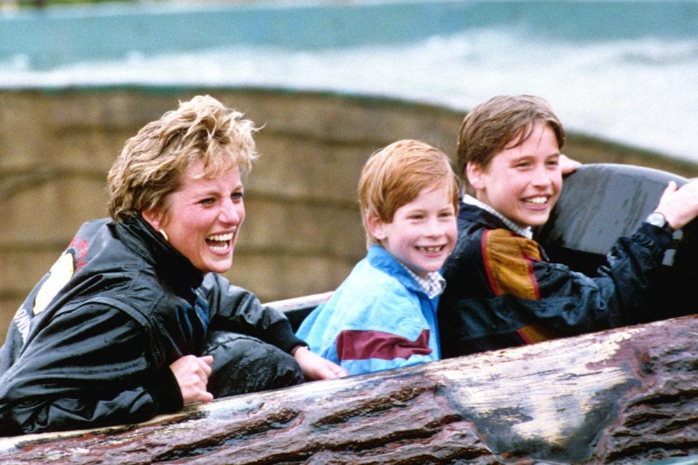 Az interjú készítői tönkretették Diana és fiai életét