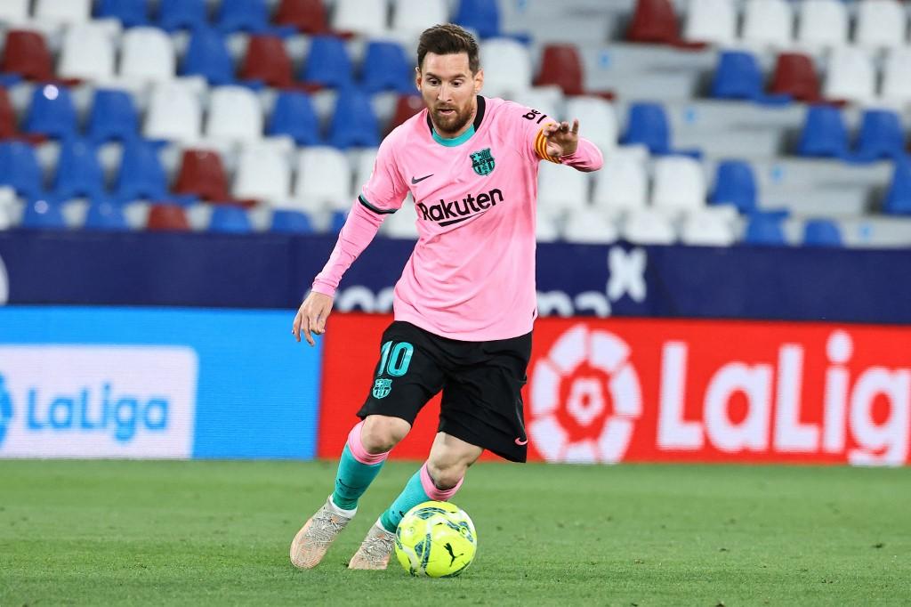 Lionel Messinek június 30-án lejár a szerződése a Barcelonánál