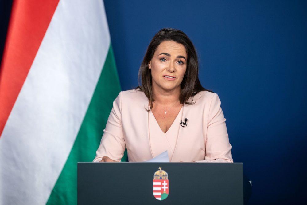 Novák Katalin kifejtette a véleményét az őszödi beszédről és Gyurcsányról