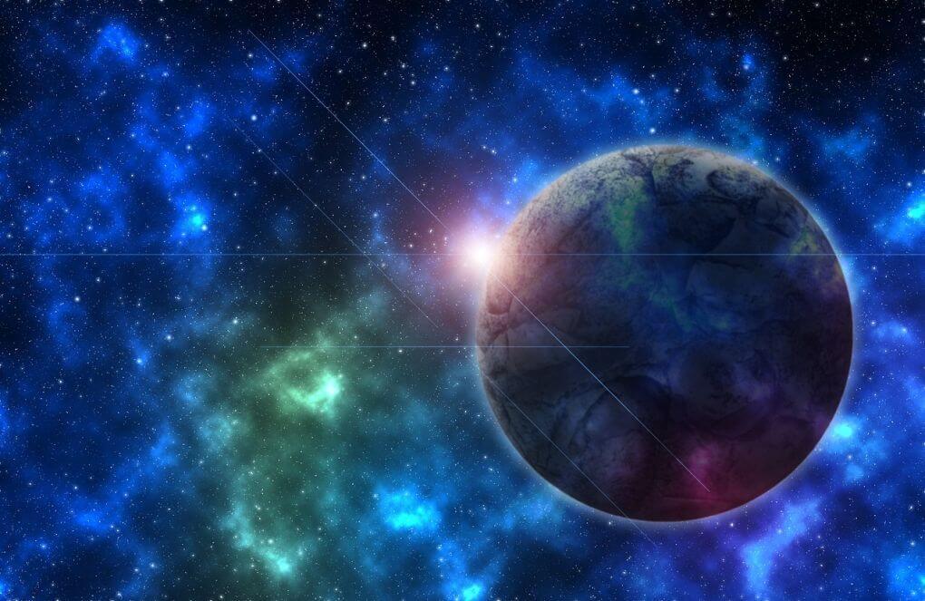 Retrográd Pluto