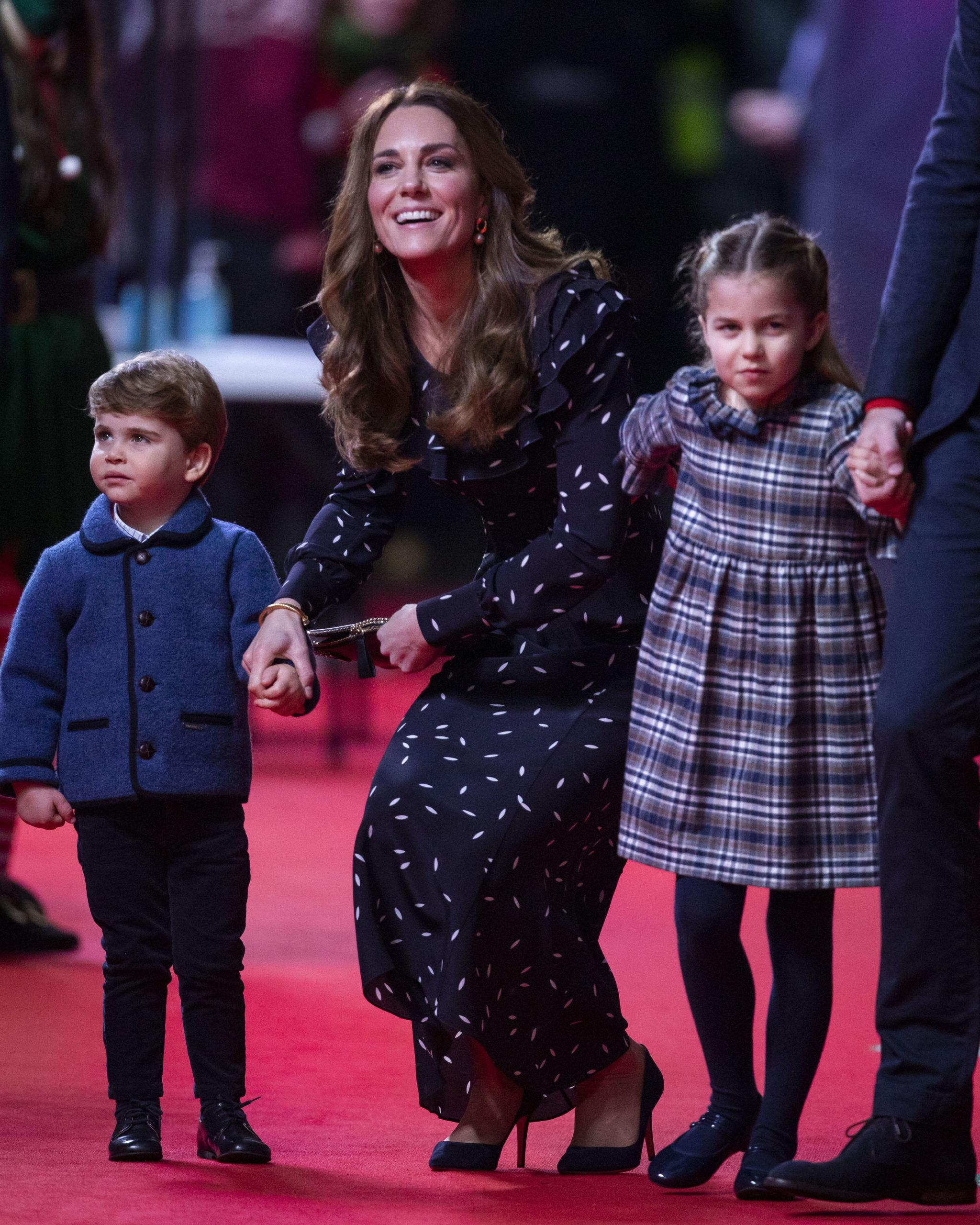 Kate Middleton dadája