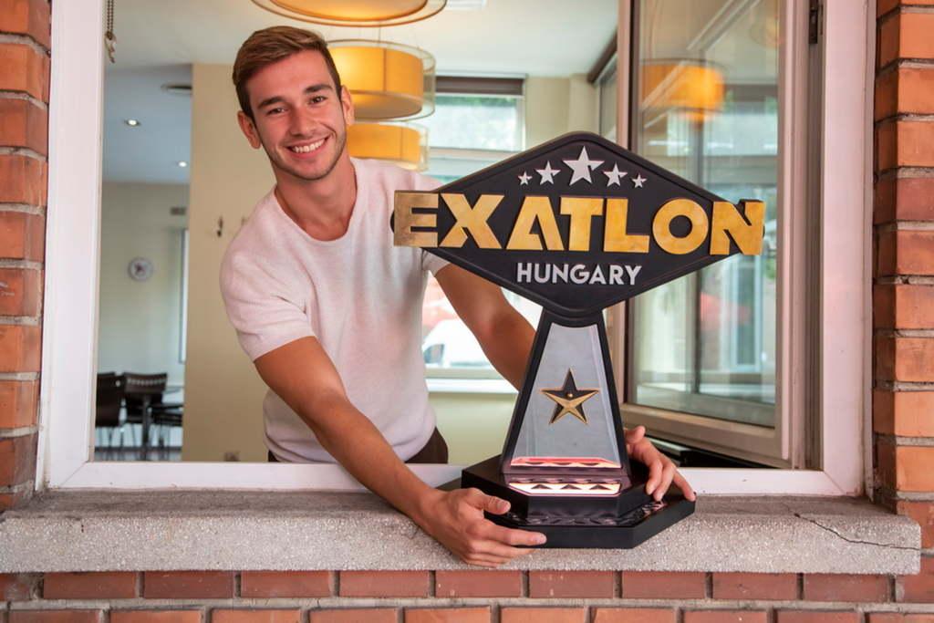 Nagy bejelentést tett a magánéletéről az Exatlon győztese