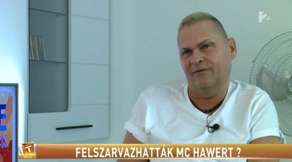 Megcsalta az exe MC Hawert?