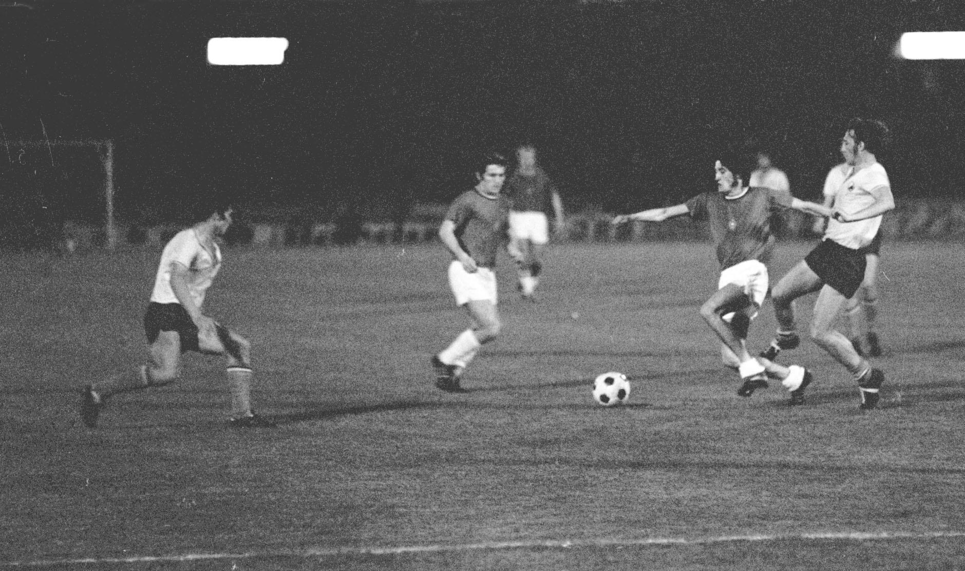 A magyar válogatott 1972-ben negyedik lett az Eb-n