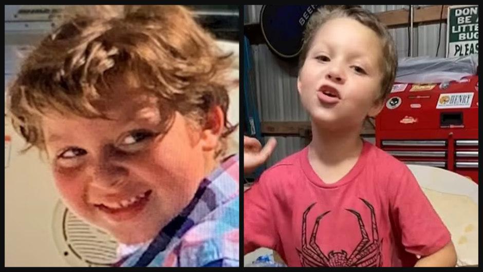 holtan találták meg a kisfiút