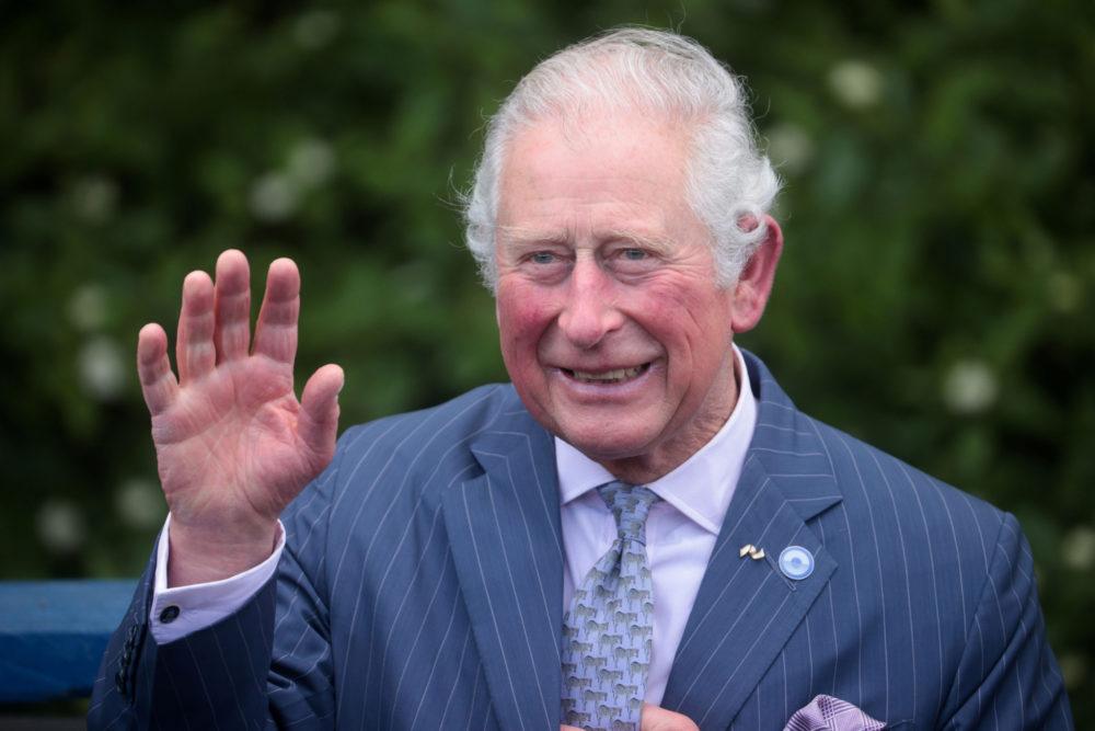 Károly herceg egyedi becenevet adott Meghannak