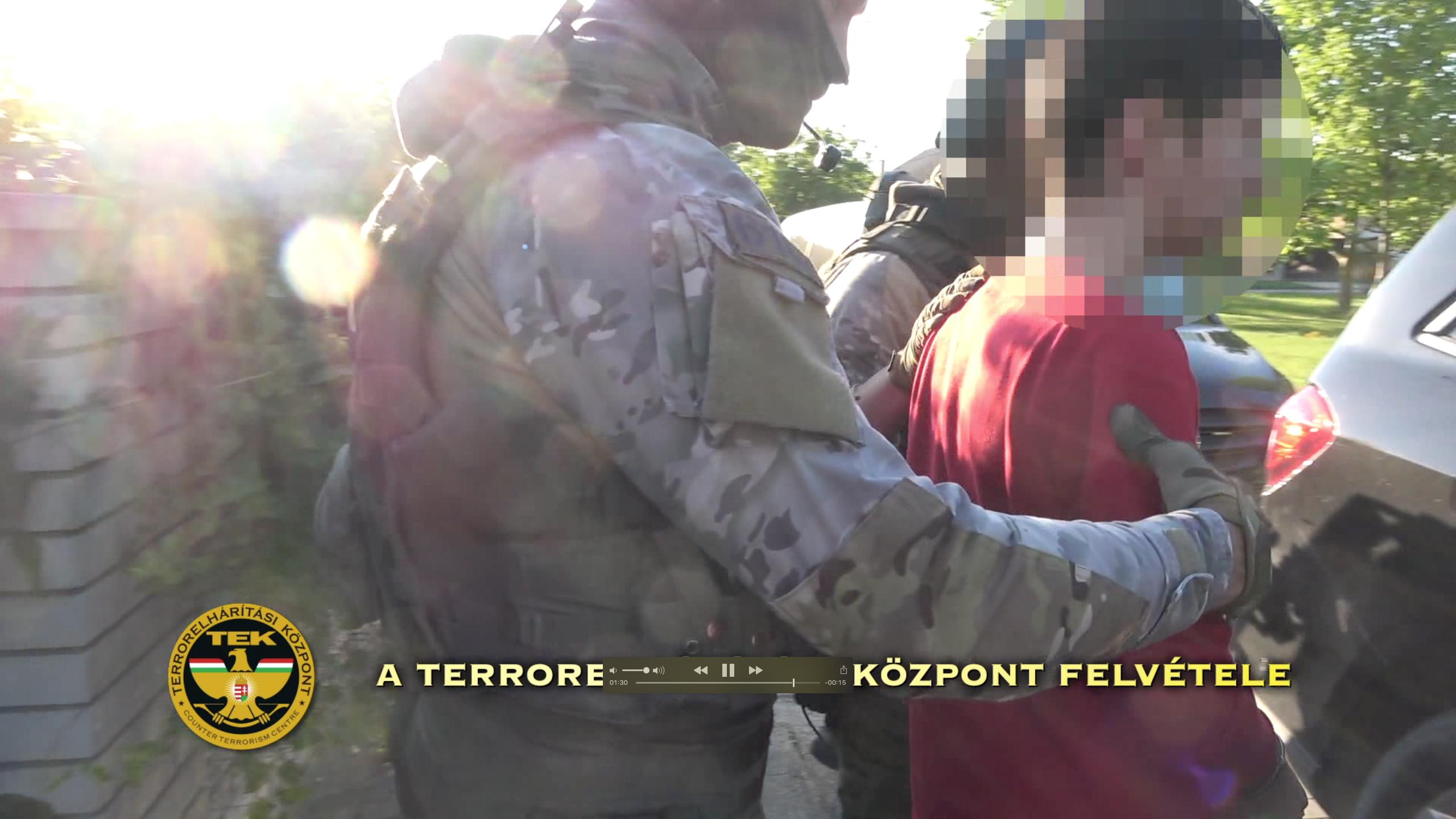 magyar terrorista