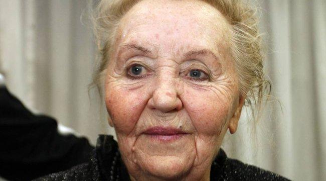 A 95 éves Anna néni hazamehetett a kórházból