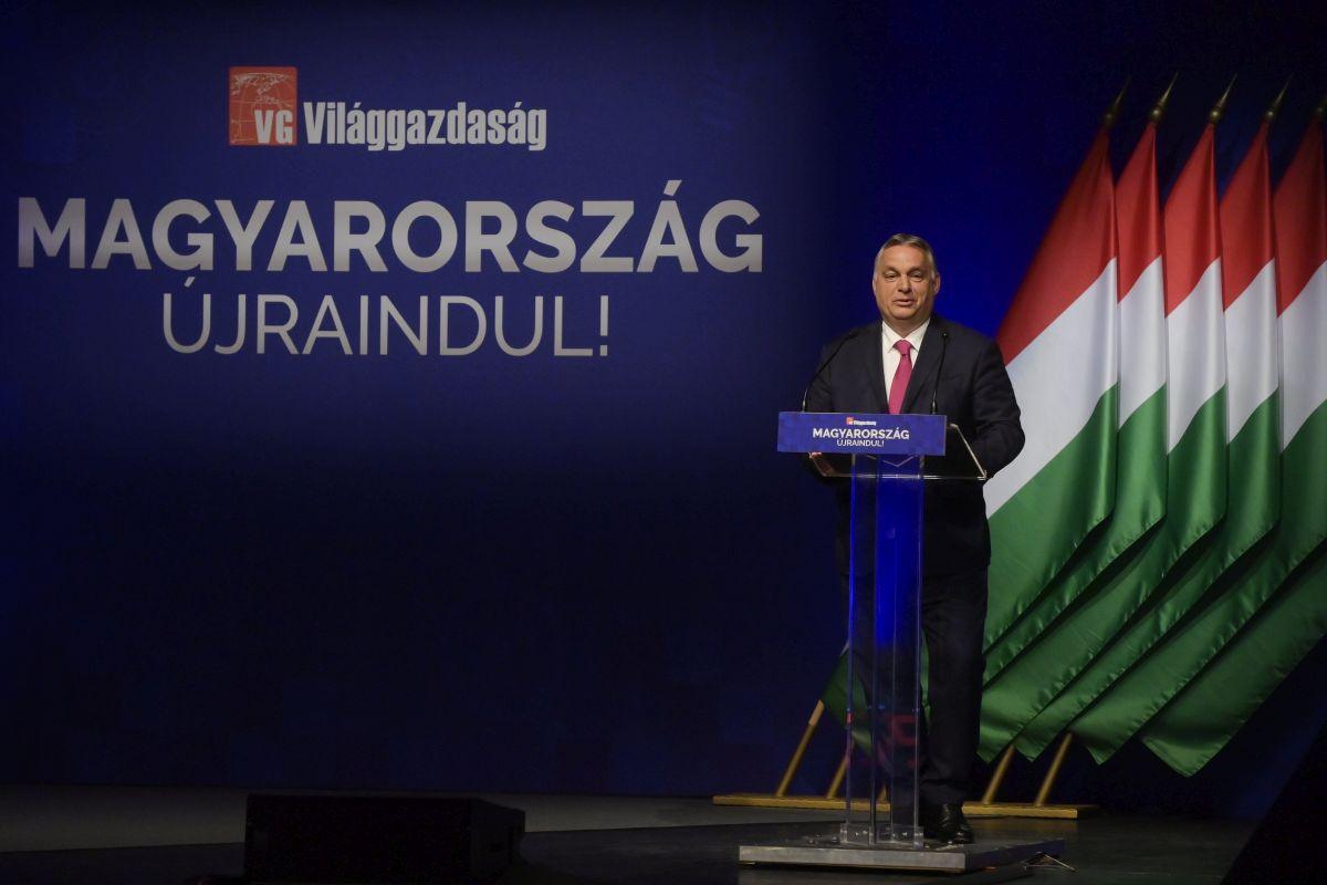 Orbán Viktor fontos gazdasági döntéseket jelentett be