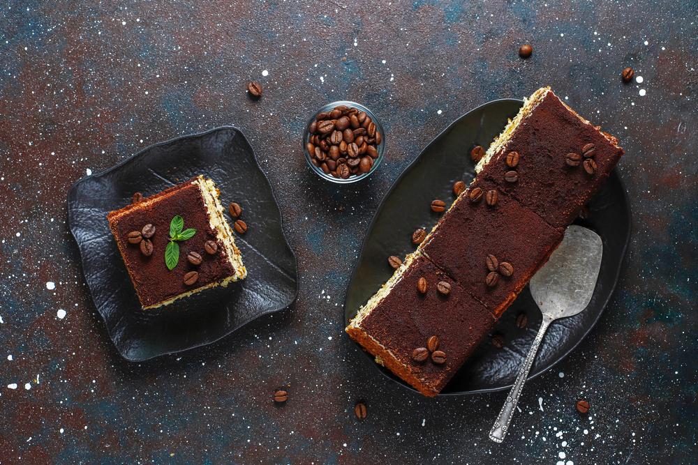 tiramisu brownie