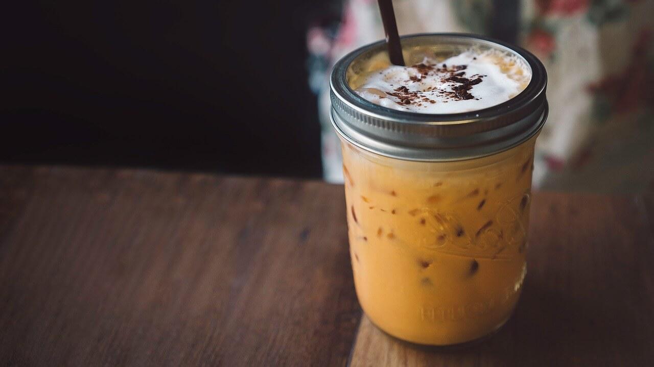 Kefir és kávé