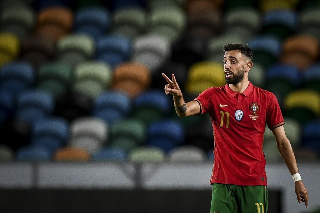 Bruno Fernandes az Izrael elleni duplával duplázta meg a válogatottbeli góljai számát