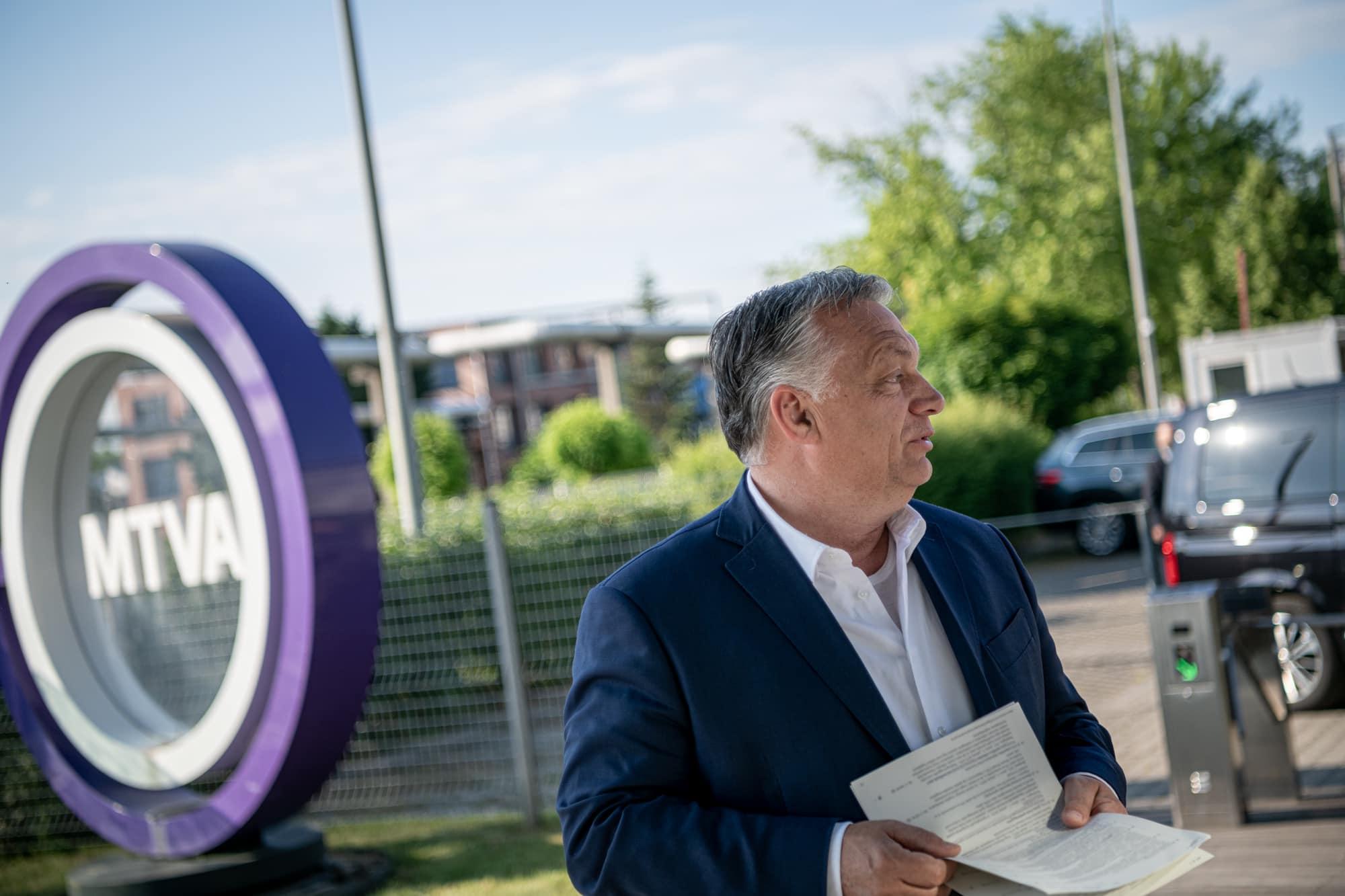 Orbán Viktor szerint a migrációs nyomás növekszik Európában