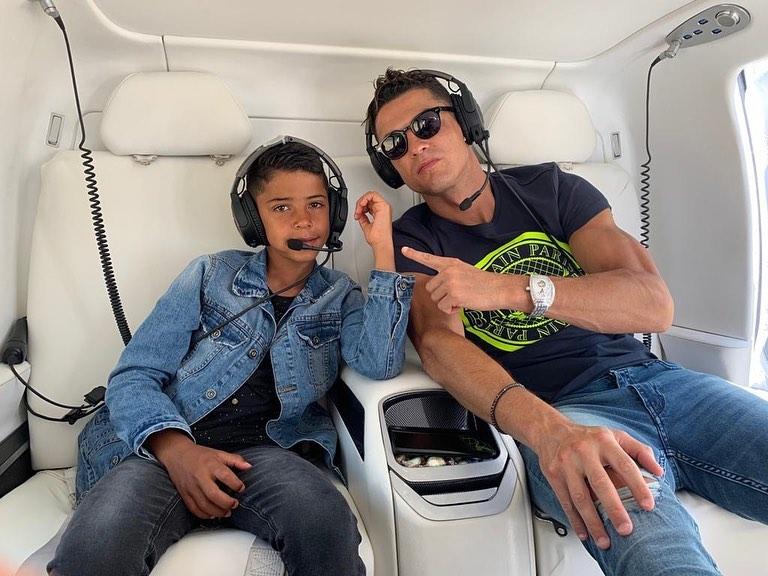 Ronaldo és nagyfia most nem ünnepelhetnek együtt