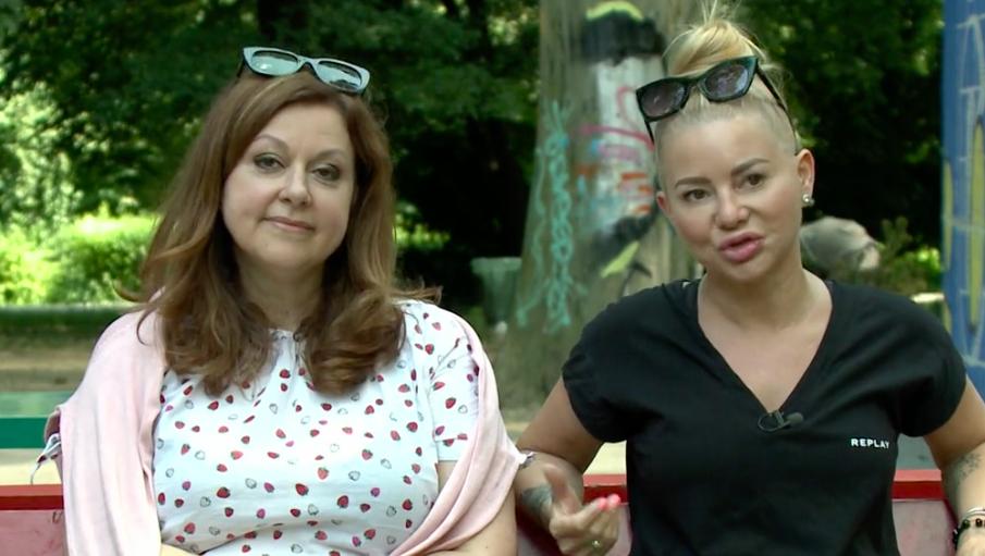 Erdélyi Mónika és Judy hamarosan egy család lesznek