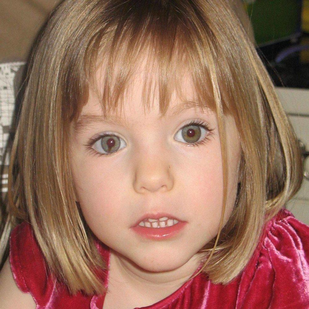 Madeleine 2007 májusában tűnt el