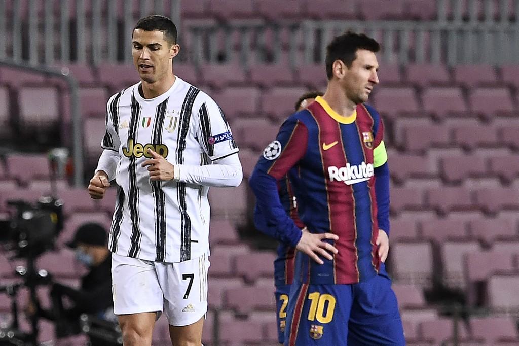 Ronaldo (balra) és Messi akár együtt is játszhatnak a következő szezonban