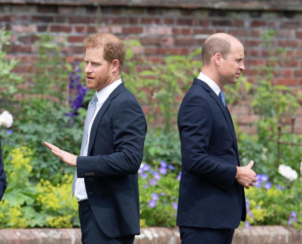 Harry és Vilmos nem sokat foglalkoztak egymással