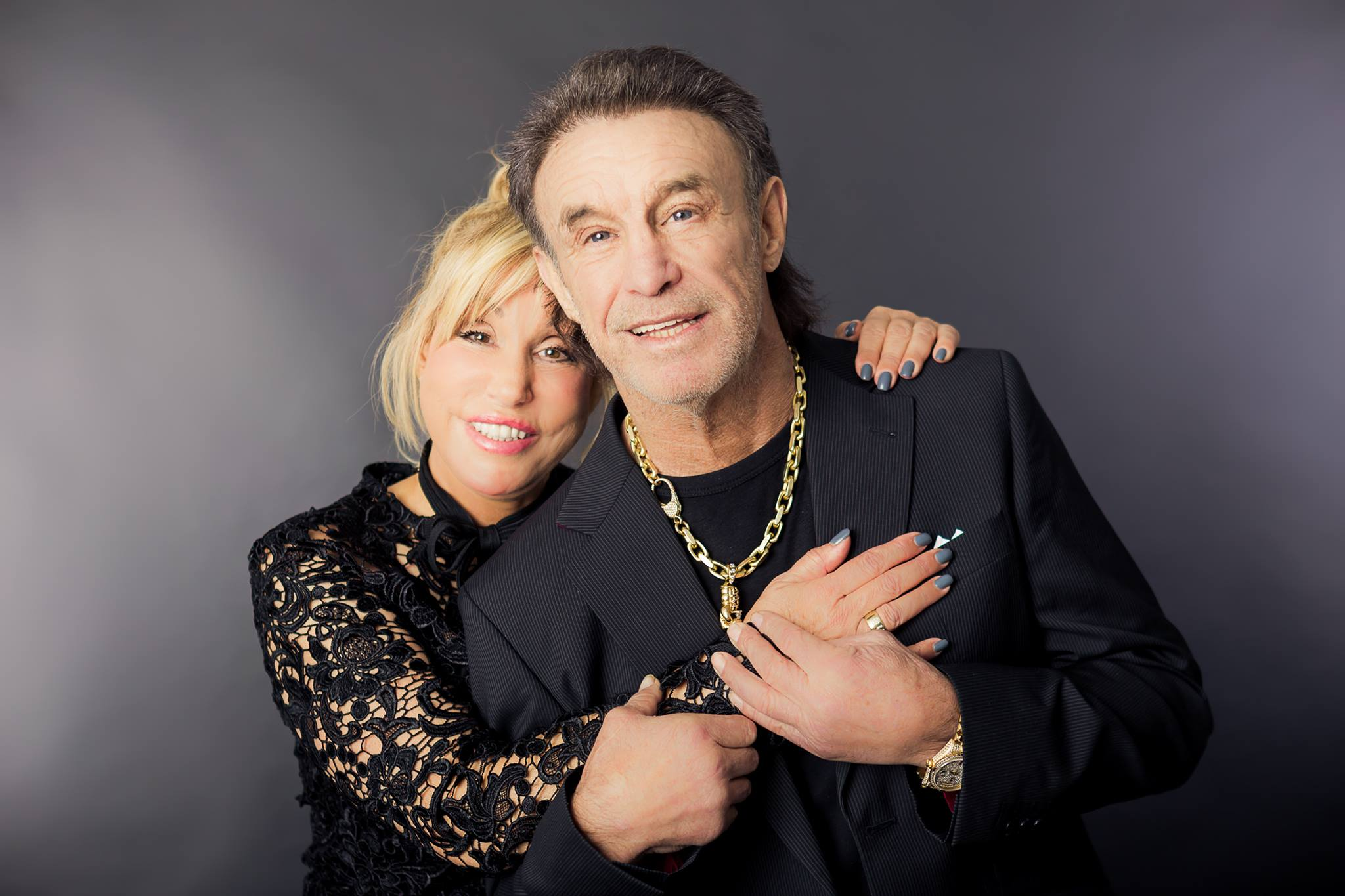 René Weller és Maria