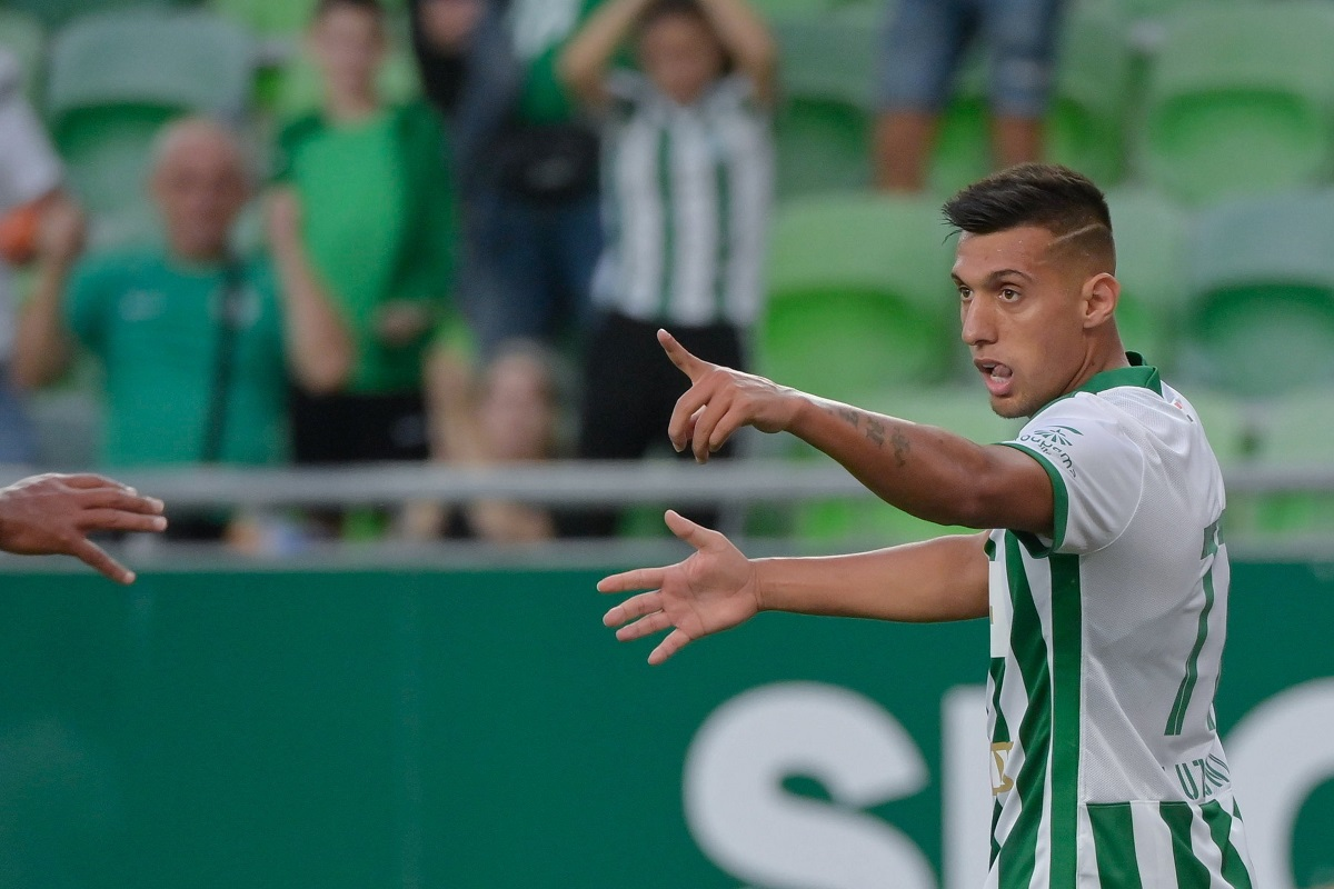Uzuni három meccsen szerzett négy találatával vezeti a BL-selejtezők góllövőlistáját