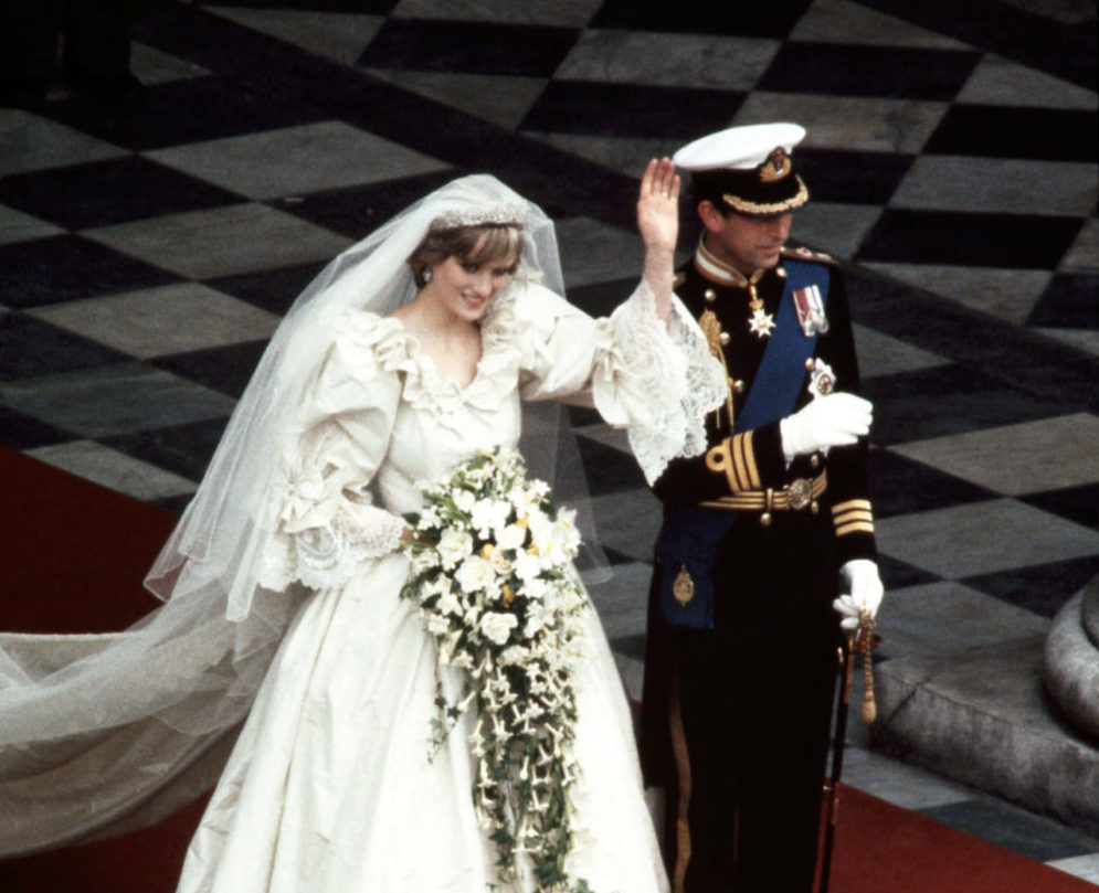 Diana és Károly 40 éve házasodtak össze