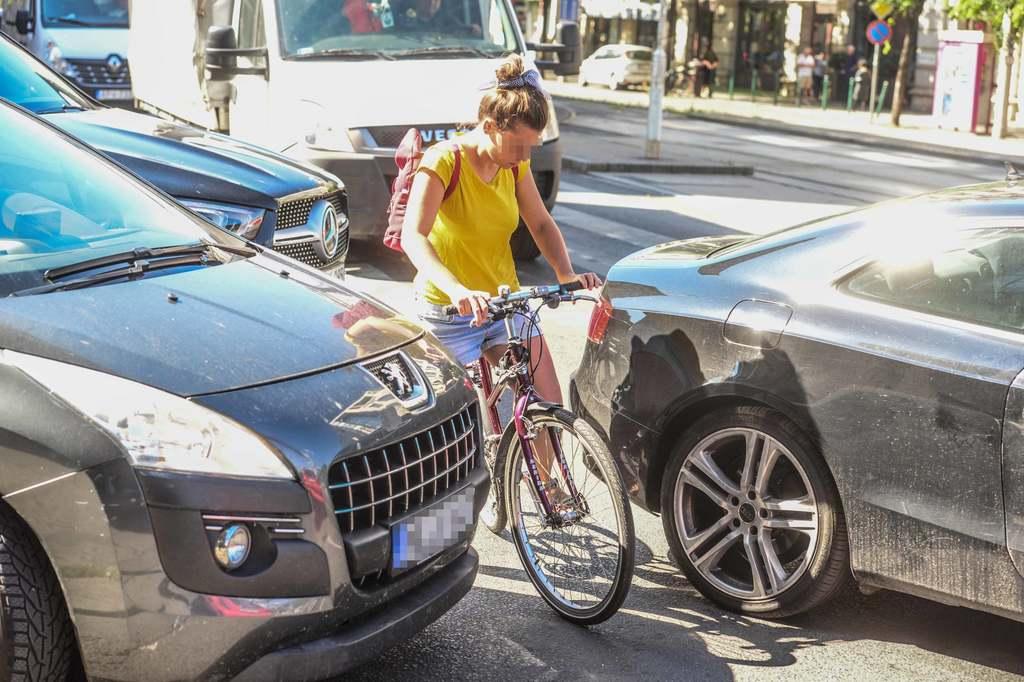 Közlekedési káoszt okozott Karácsony
