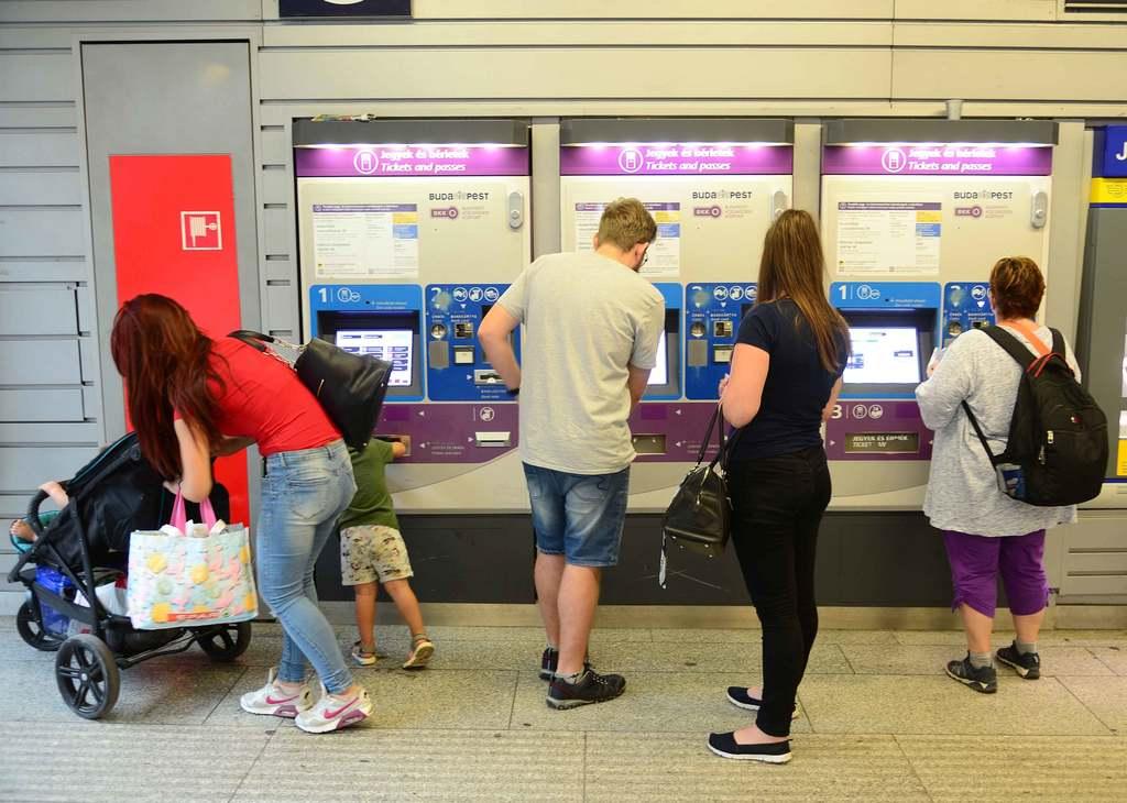 Így anyáznak a tömegközlekedők Budapesten, van is miért
