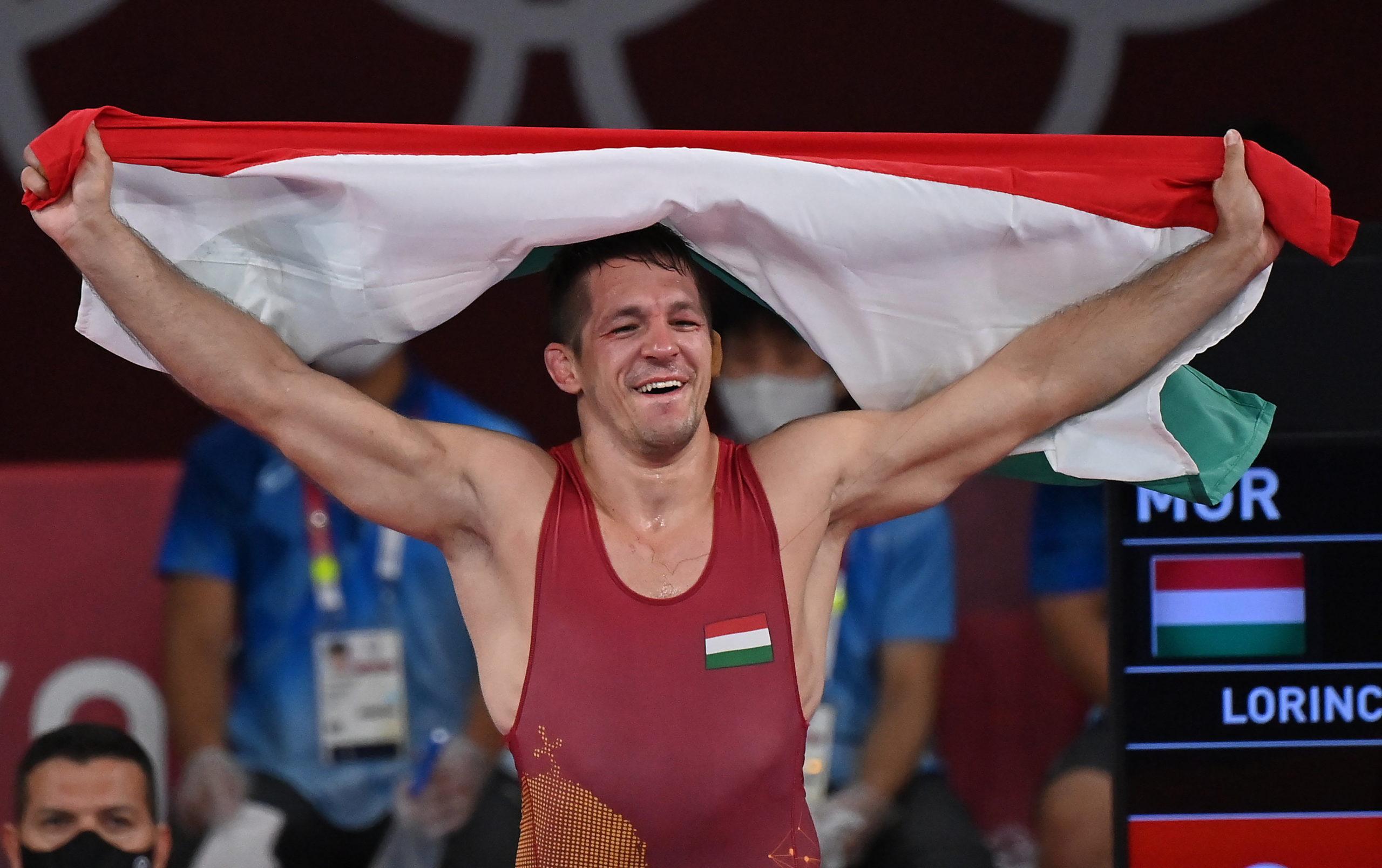 Lőrincz Tamás regnáló Európa-, világ- és olimpiai bajnokként vonul vissza