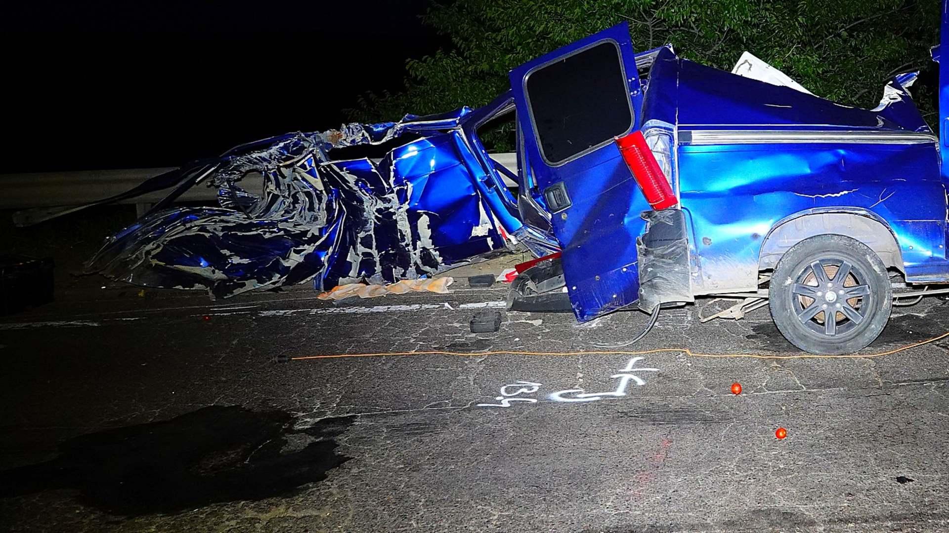 4-es főúton történt halálos baleset