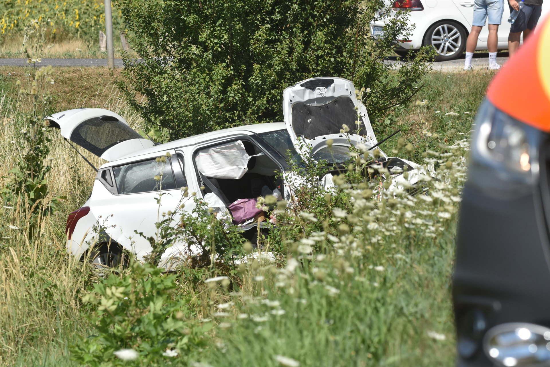 a 4-es főúton történt halálos baleset