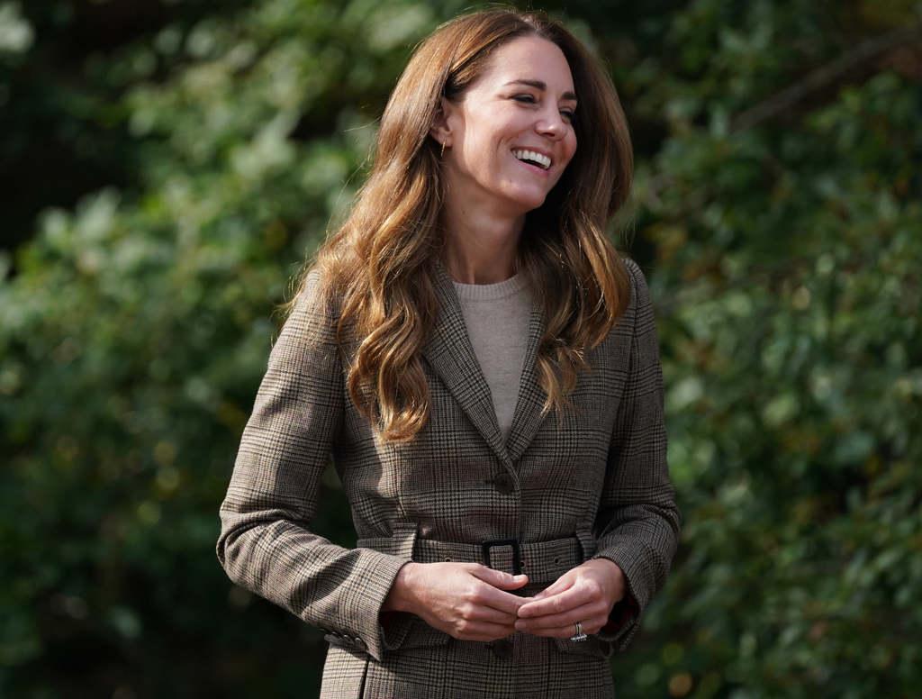 Így még nem láttad: Falatnyi miniszoknyában villantott Katalin hercegné
