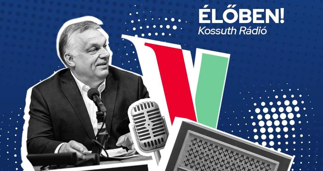 Orbán Viktor: Dermesztő dolog, hogy aki ezt az egész helyzetet előidézte, ma ez az ember a baloldal vezetője