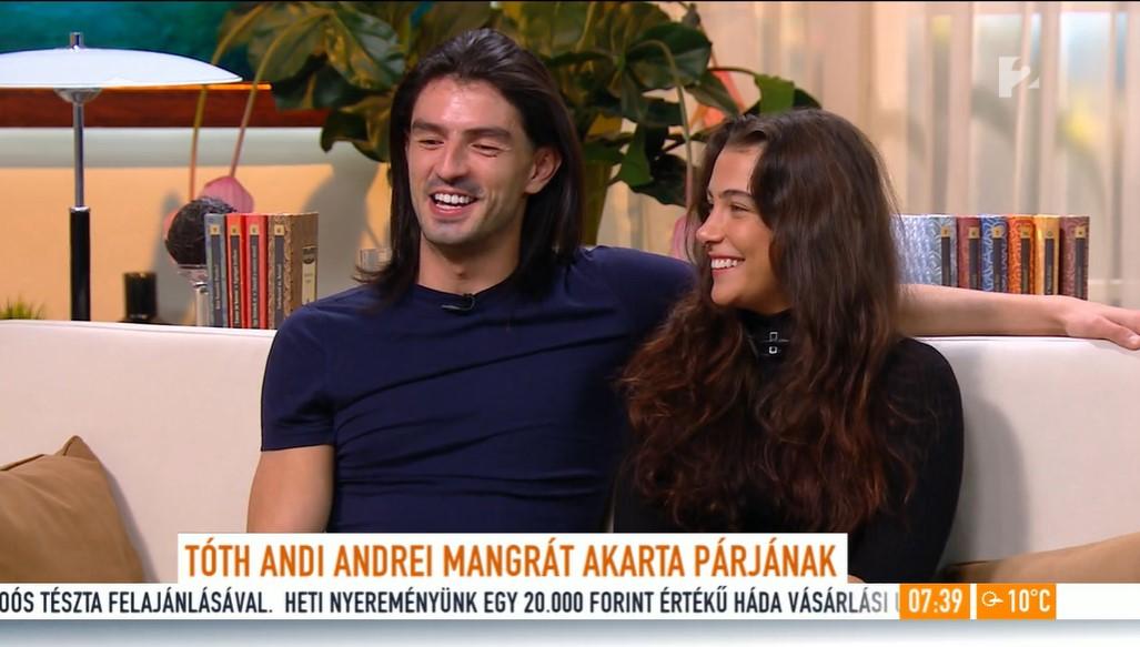 Andi és Andrei jó párost alkotnak együtt