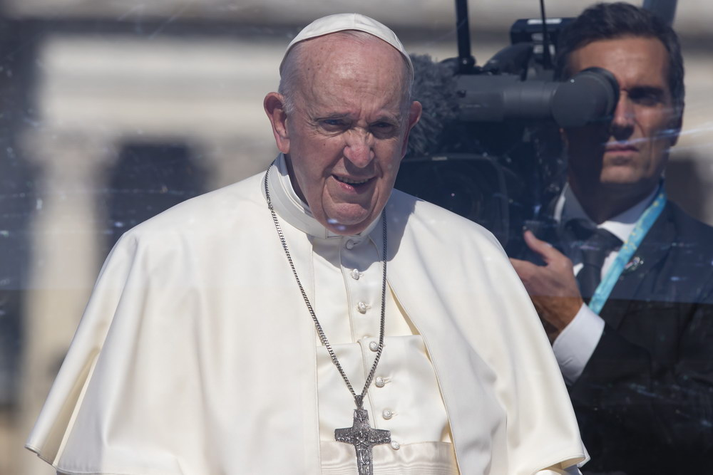 pápa az oltásról
