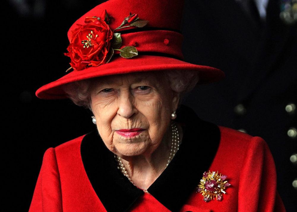 Jó barátját gyászolja II. Erzsébet