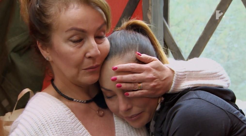 Szabó Dórit a nővére látogatta meg