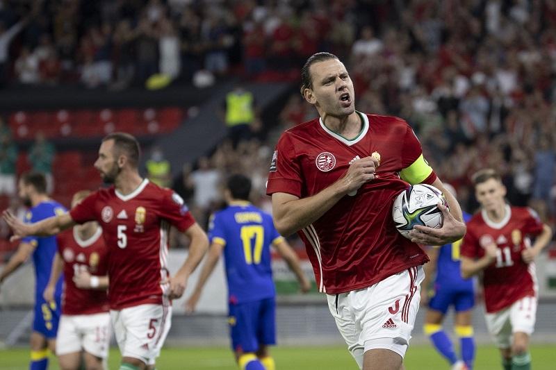 Veszélybe került Szalai Ádám játéka Albánia ellen