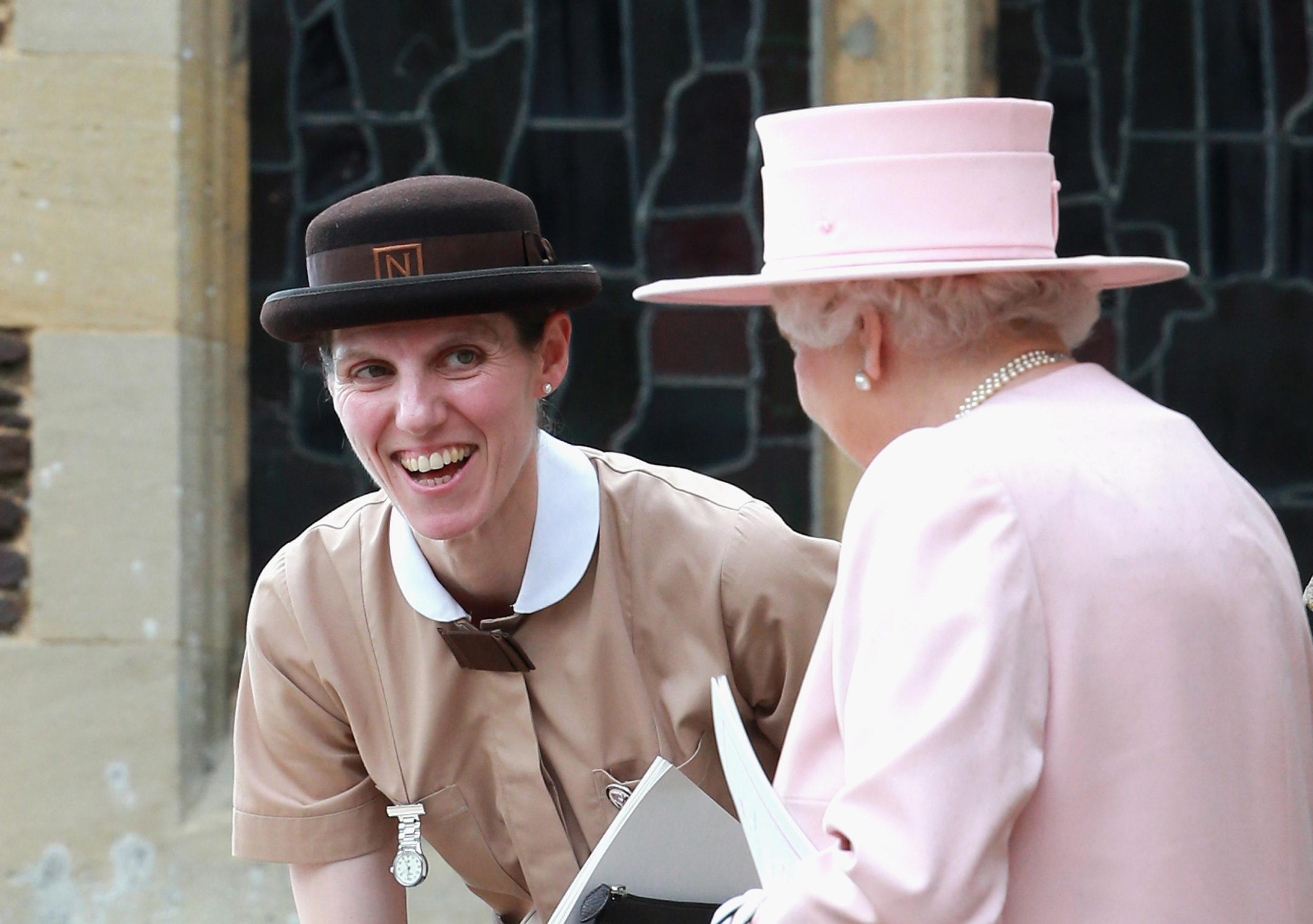 Maria a cambridge-i hercegi család legfontosabb segítője