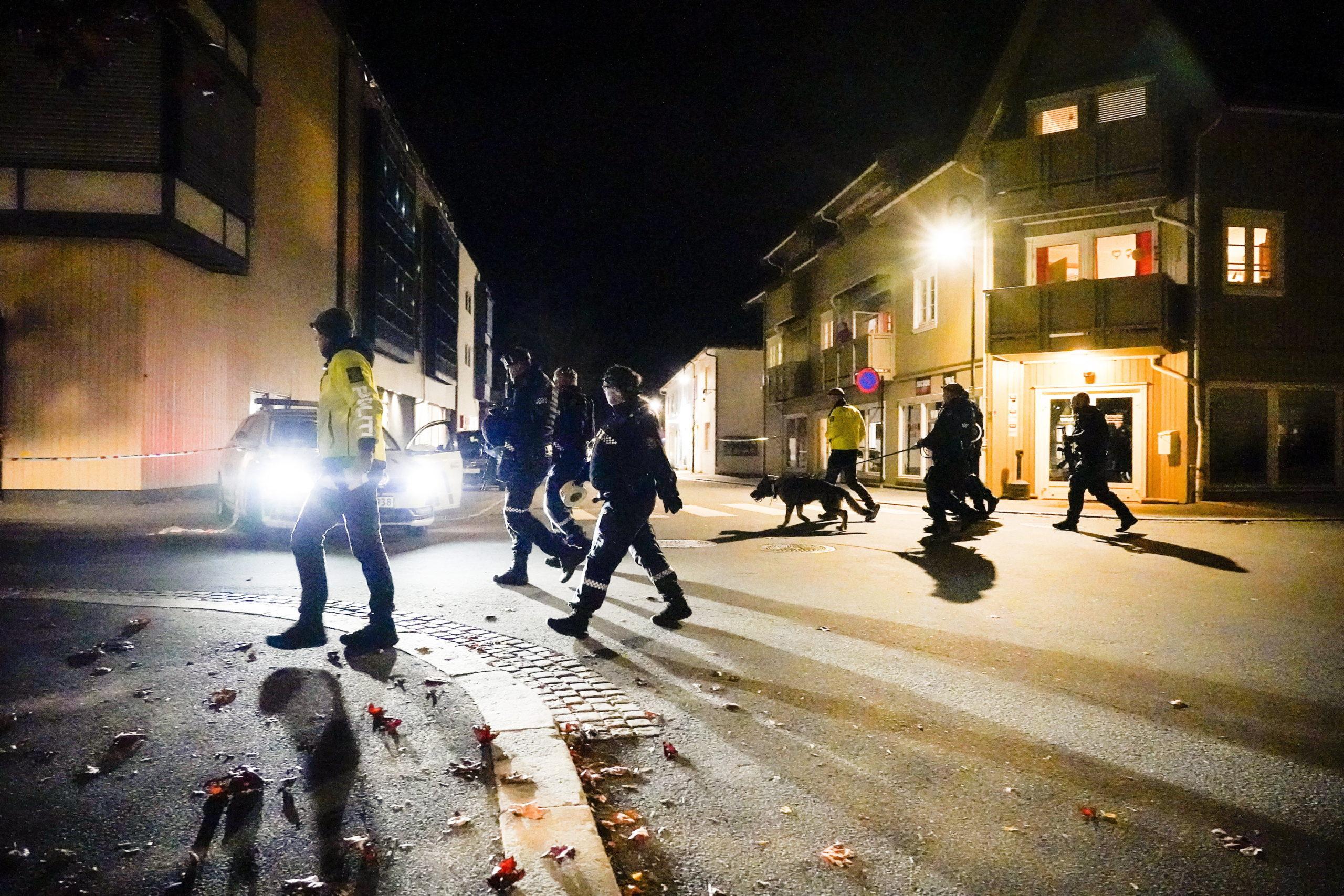 Borzalmas mészárlás történt Kongsbergben