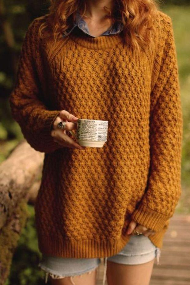 Így lesz újra szép a mosásban összement pulóver Ripost