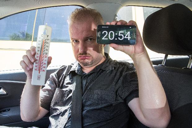 szex az autóban meleg